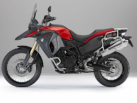 2013 BMW F800GS Adventure - 2