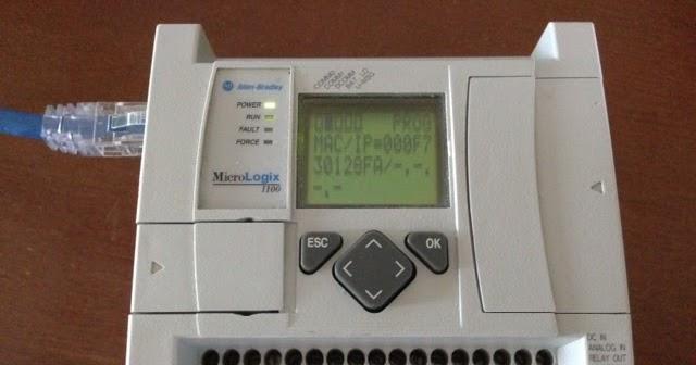 We Do Controls  Micrologix 1100 Wiring