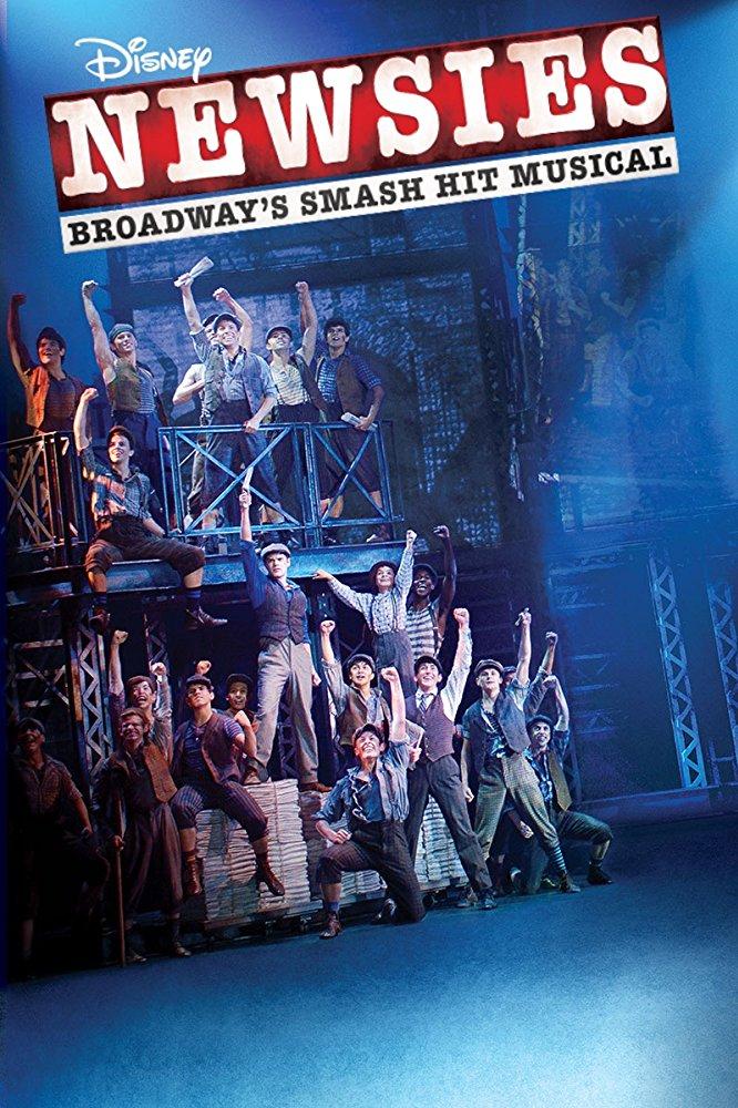 Disney's Newsies the Broadway Musical (2017)