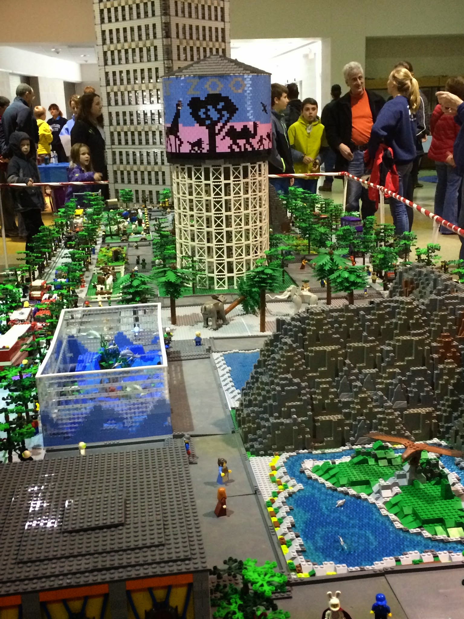 Brick Bash 2014 Review Ann Arbor With Kids