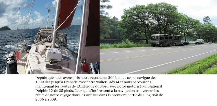 Bienvenue au blog de Gilles et Marielle
