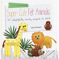 Super-Cute Felt Animals
