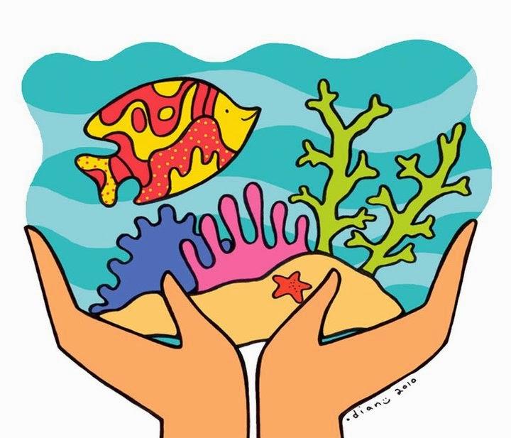Mengenal terumbu karang