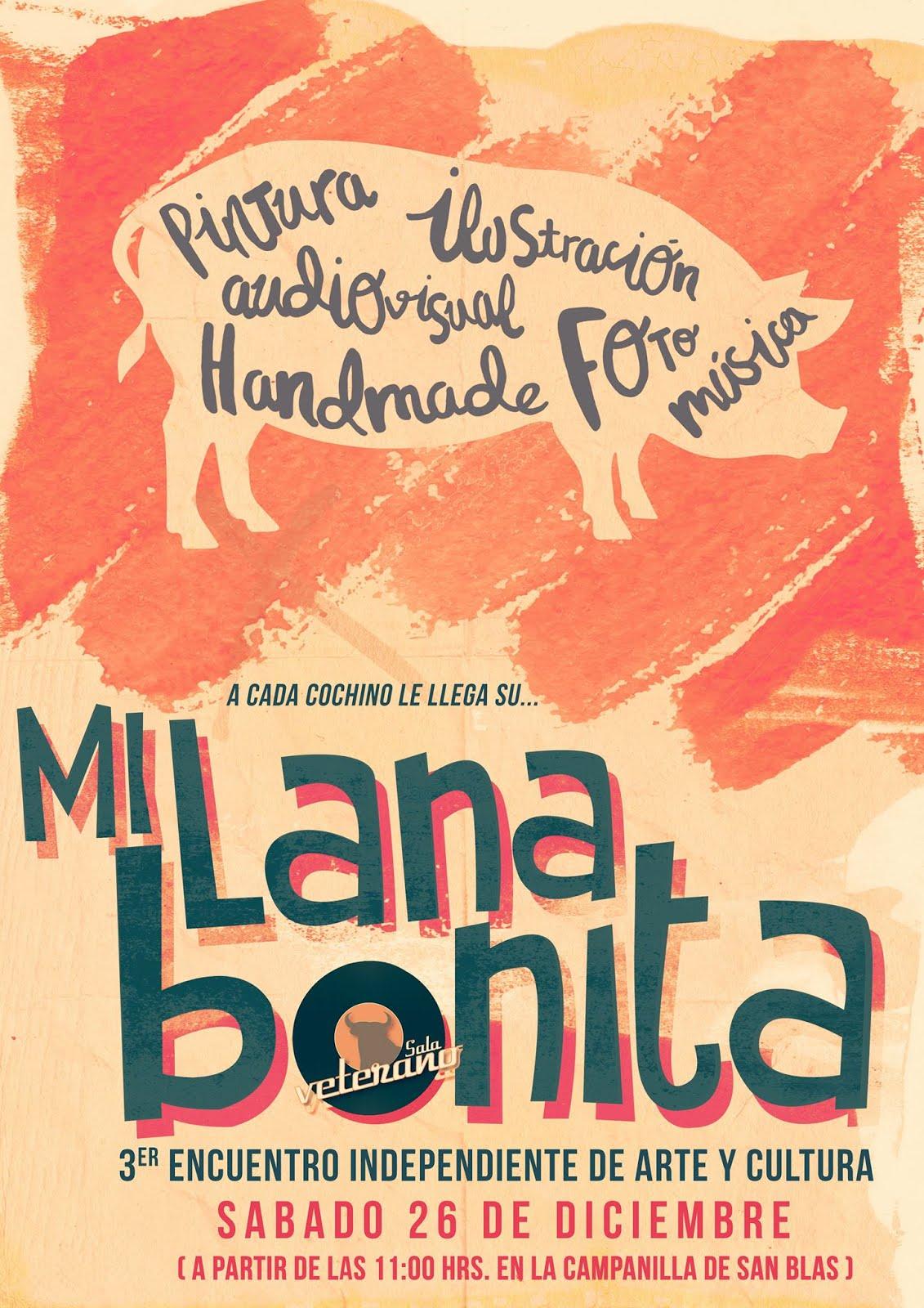 III Edición Mi Lana Bonita