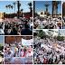 بالفيديو.. طوفان بشري يتحدى تهديدات الحكومة وينطلق في مسيرة تاريخية
