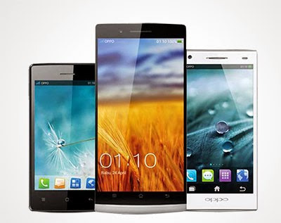 Harga Oppo Smartphone terbaru 2015
