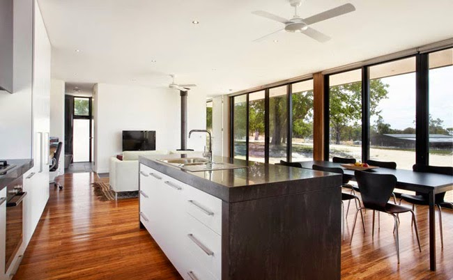 casas minimalistas y modernas cabana minimalista en