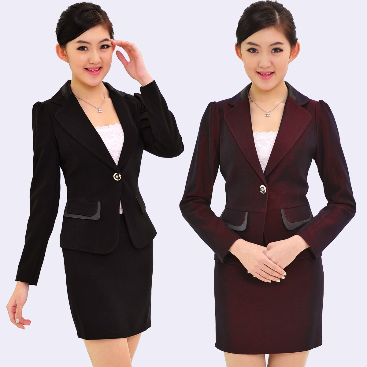 royalty design woman stylish free image in clothes vector uniform office