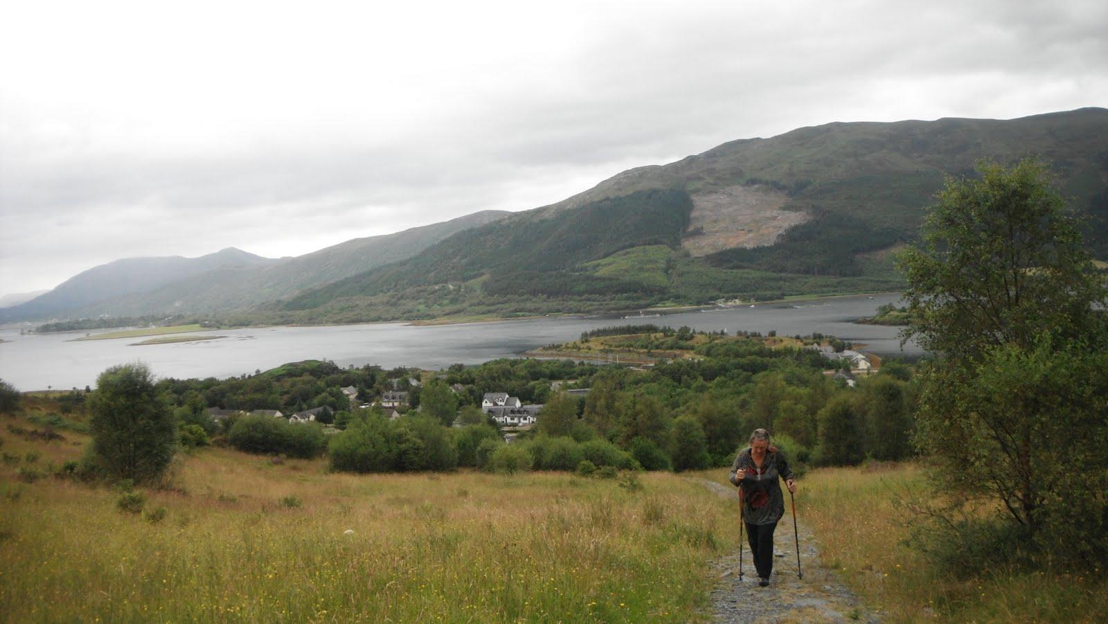 Round the World in 365 days: Wild Camping - SCOTLAND