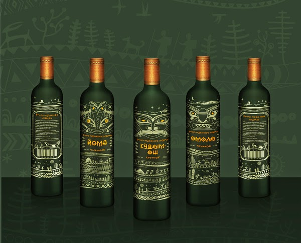 Raya Ivanovskaya - Packaging Design