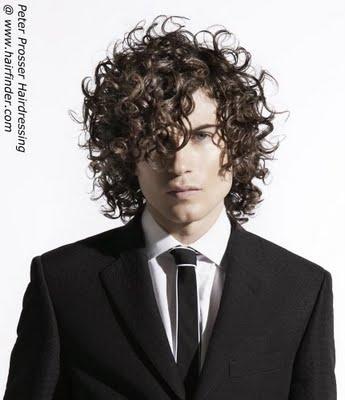 Peinados casuales y modernos modernos peinados de hombre cabello rizado en este 2013 - Peinados modernos de hombre ...