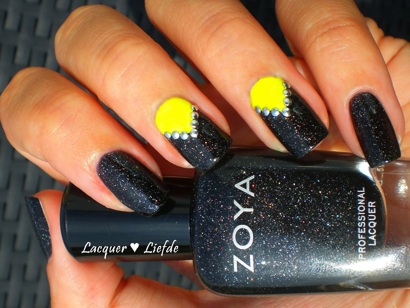 Zoya Storm - Superkart Nails