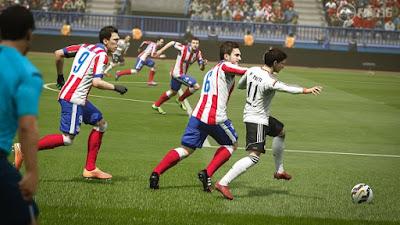 FIFA 2016 PS3-iMARS Terbaru For Pc Full Version screenshot 2