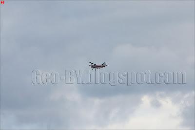 Самолет Беллесавиа МЧС