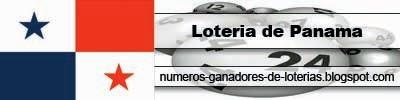 loteria nacional  de Panama