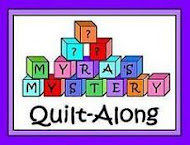Myra's mystery QAL