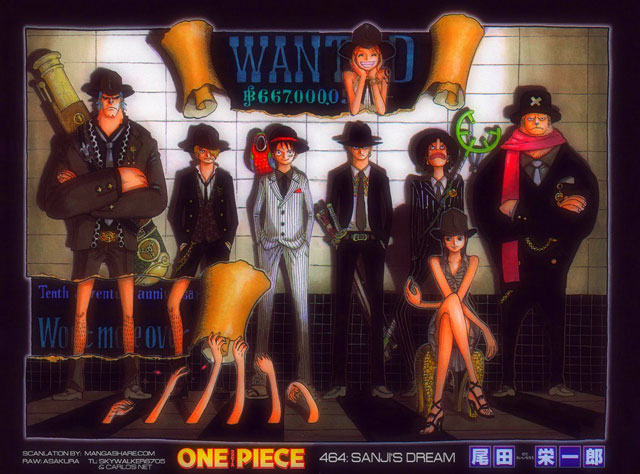 Straw Hat Crew Wanted