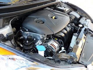 Hyundai Elantra Engine The New Car In 2011