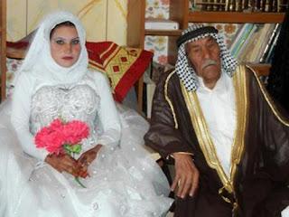 Kakek 92 Tahun Ini Nikahi Gadis 22 Tahun