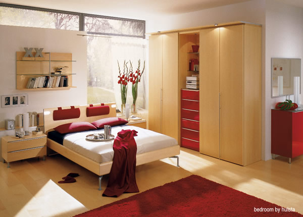 Amazing Red Bedroom Design 600 x 430 · 51 kB · jpeg