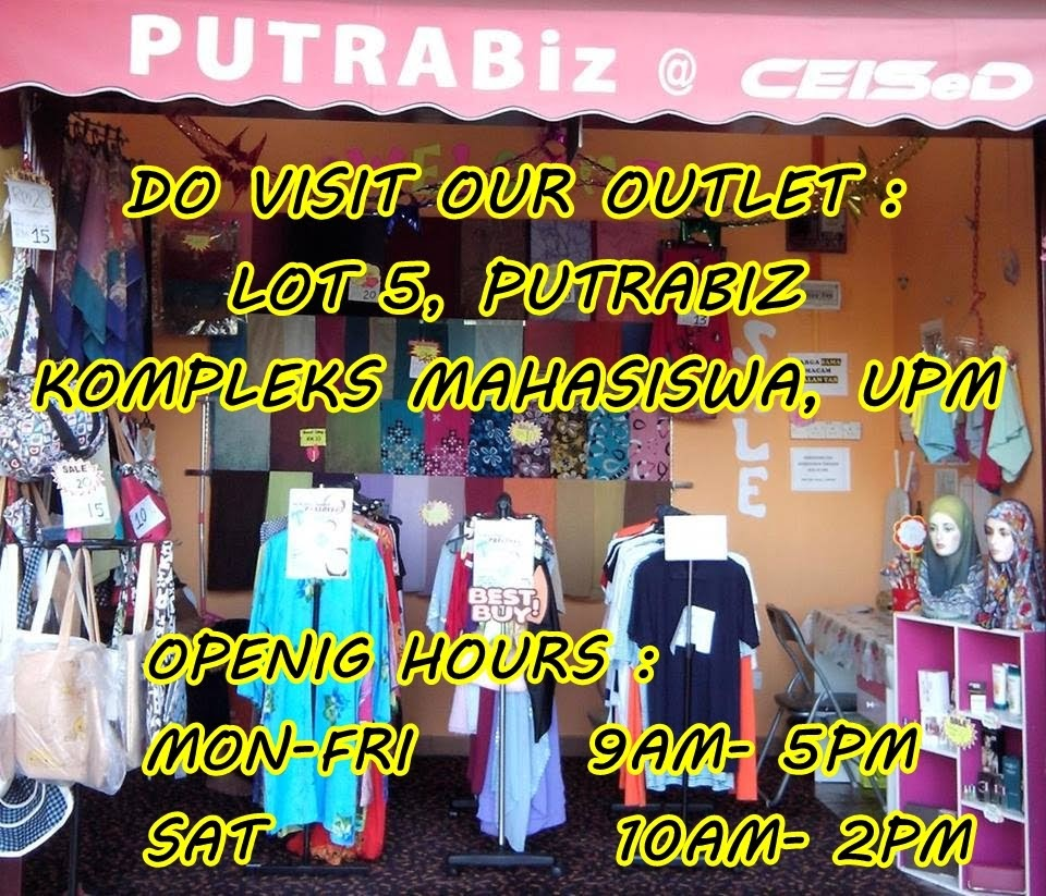 OUR OUTLET