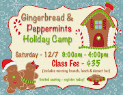 2013 Gingerbread & Peppermints Holiday Camp
