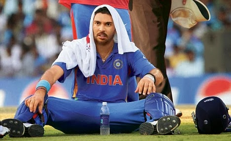 Yuvraj Singh Funny Wallpapers