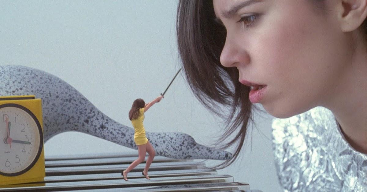 Nuevo videoclip de Javiera Mena: 'Espada'