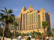 Dubai's Atlantis The Palm Hotel is a sprawling $1.5 Billion themed resort . (atlantis hotel dubai)
