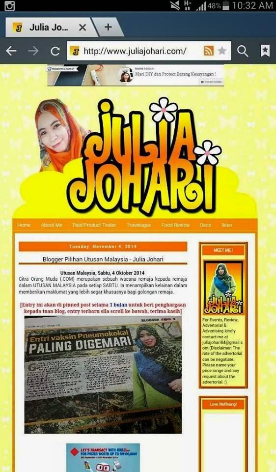 Bina Blog dan Edit Blog dari Umie Sue Studio