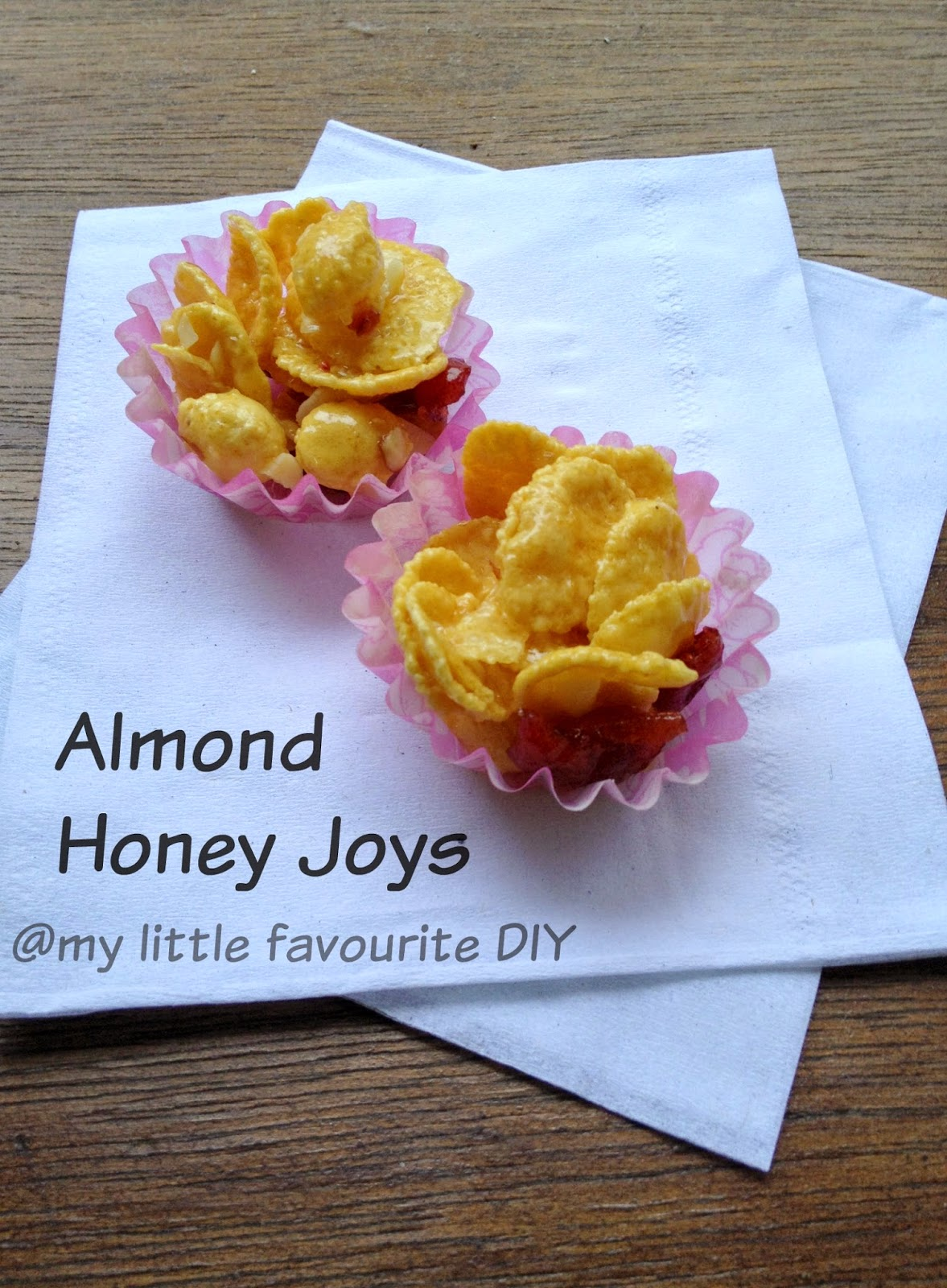 how to make honey joys recipe
