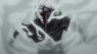 Kaneki Ghoul Raja Kelabang Mata satu