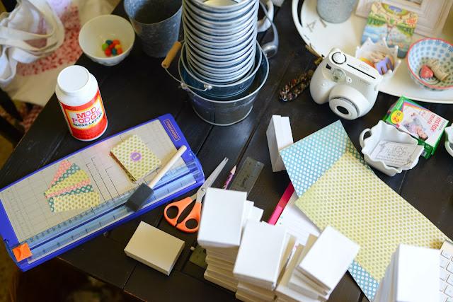 Domestic Fashionista Diy Advent Or Countdown Boxes