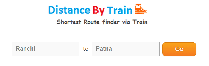 Distance By Train - The Best Way to Find Shortest Train Route