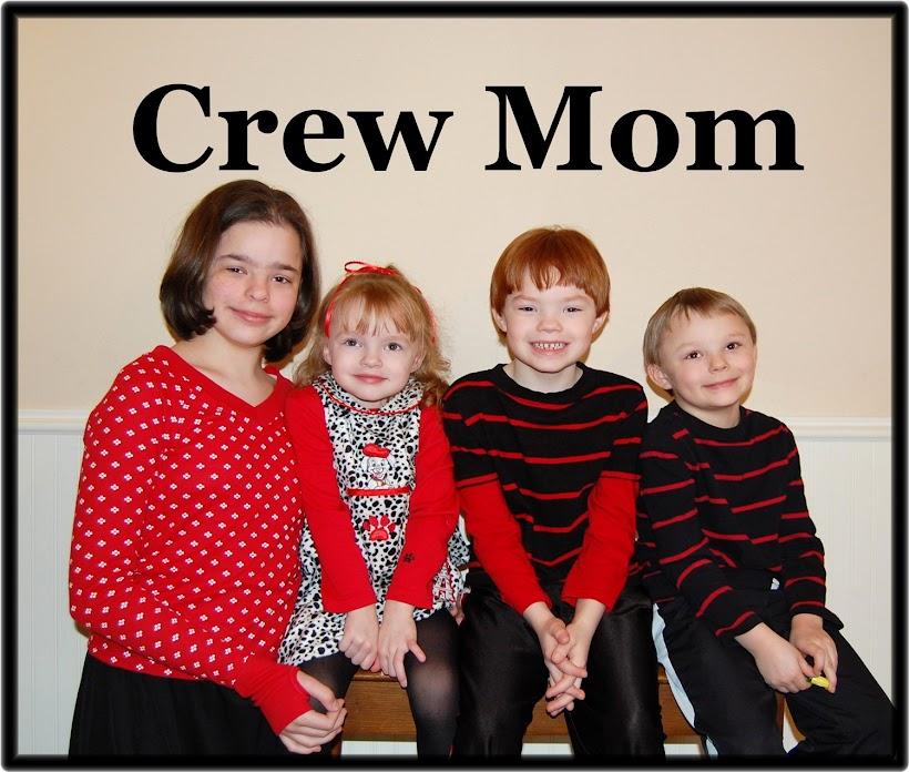 Crew Mom