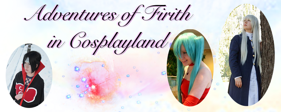 Adventures of Firith in Cosplayland