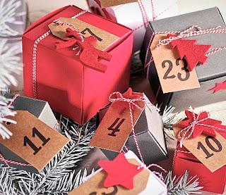 calendarios de adviento originales, dónde comprar calendarios de adviento, dónde encontrar calendarios de adviento, selfpackaging, self packaging, selfpacking