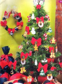 Decoração de Arvores de Natal