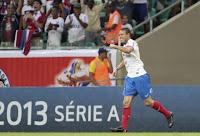 Gols de Bahia 2x1 Goiás - Campeonato Brasileiro 2013