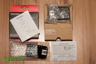 YongNuo YN-622C package content