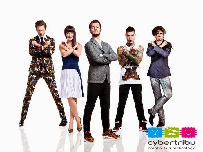 CyberTribu, XF, XFACTOR, Social, Social TV, web marketing,