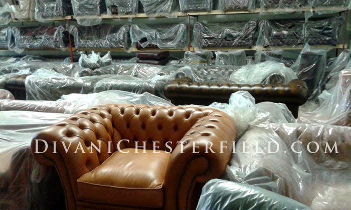Divani chesterfield vintage usati e nuovi divani poltrone for Divani nuovi