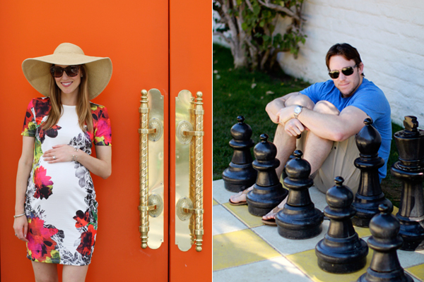 Perfect babymoon destination: The Parker Palm Springs