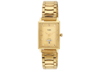 Amazon : Buy Timex Analog Gold Dial Men's Watch And get At Flat 50% OFF -BuyToEarn