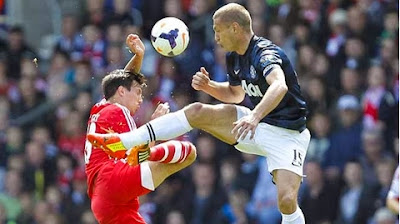 Southampton vs Manchester United(1-1)Vòng 38 Ngoại Hạng Anh 2013-2014