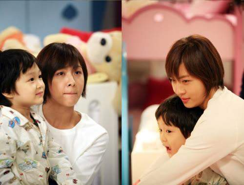 SeGa Lover: Kim Joo Won & Gil Ra Im's Children