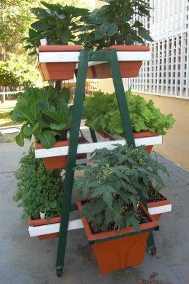 Garden center ejea como hacer una huerta en casa - Huerto en casa macetas ...
