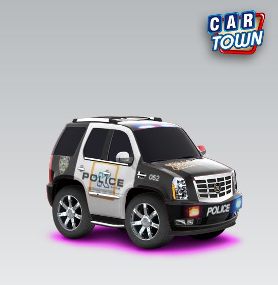 Police Kaskus for 2007 Cadillac Escalade - Custom Cartown ...