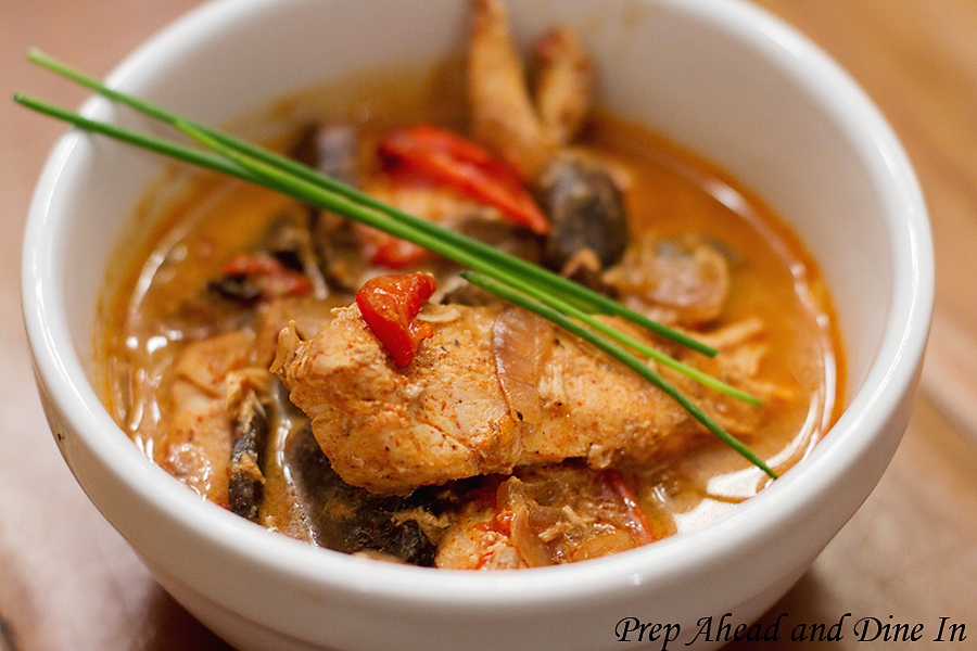 ... and Dine In: Slow Cooker Chicken Paprikash~ a Weight Watcher recipe