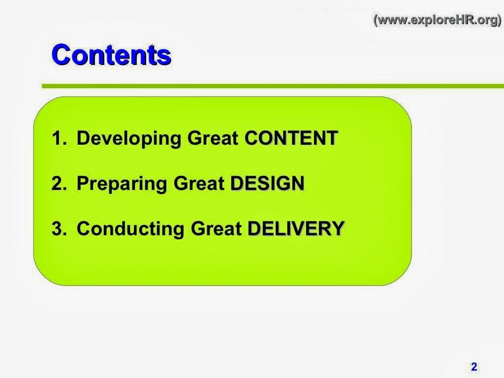 Presentation Skills for Managers PPT Slide 1